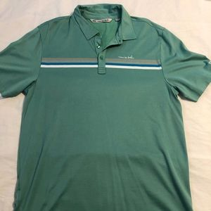 Travis Mathews golf shirt